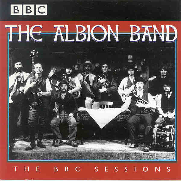 Albion Band. BBC Sessions 1998 [click for larger]